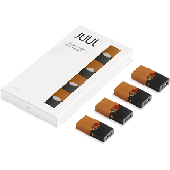 JUUL - Pods - 4 Pack - Classic Tobacco