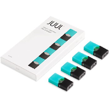 JUUL - Pods - 4 Pack - Classic Menthol